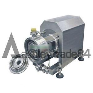 1PCS NEW Emulsion pump High Shear Emulsifying Pump TRL1-80