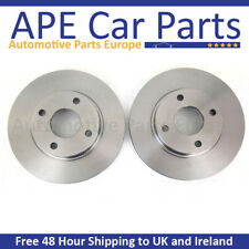 Alfa Romeo 155 1.8 TS 2.0 03/92-01/98 Plain Front Brake Discs