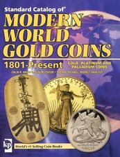 Standard Catalog of Modern World Gold Coins 1801-Present Book~30,000 Coins~NEW!