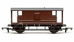 Hornby R6801 Wagon OO Gauge BR 20t Brake Van M730597