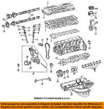 TOYOTA OEM-Engine Oil Pump Gasket 1518866020