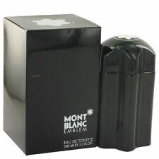 MONTBLANC EMBLEM 100ML EDT SPRAY BY MONT BLANC FOR MEN'S PERFUME NEW FRAGRANCE