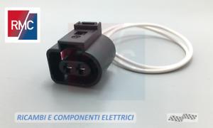 Connettore Spinotto Cablaggio Fendinebbia Audi A3 A4 Golf Polo Ibiza 1J0973722