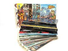 Comic Book Lot - Pitt, Kabuki, Battle Chasers, Shi, Dark Days, Tank Girl, & More