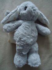 Cloud B Dreamy Hugginz Gray White Tan Stars Bunny Rabbit Pull String Musical