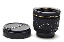 Sigma ex 8 mm f/4 d fisheye F. Nikon