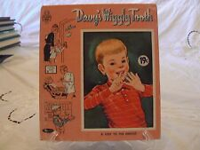 Davy's Wiggly Tooth - Whitman Tell-a-Tale - 1964 -  Vintage