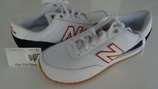 New Men's Size 8 NEW BALANCE MZ 501 AAI in colors WHITE / RED / BLACK - 9/10