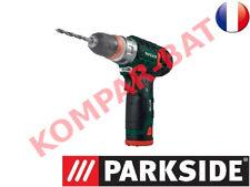 PARKSIDE® Perceuse-visseuse sans fil PBSA 12 C2, 12 V