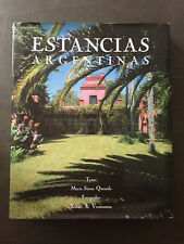 Estancias Argentinas de Maria Saenz Quesada - (Spanish Edition) 2010 - POLO