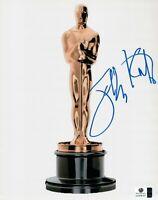 Jeffrey Katzenberg Signed Autographed 8X10 Photo Oscar Winning Producer GV838157