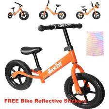 Children Kids Balance Bike Running Training Child Gift Boys Girls First Bike NEW
