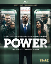 Power: The Complete Second Season [New Blu-ray] 3 Pack