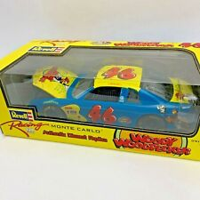 New SEALED 1998 Revell 1:24 NASCAR Wally Dallenbach Woody Woodpecker Monte Carlo
