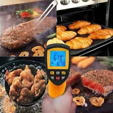 Handheld Digital Infrared Temperature Laser Gun Thermometer Pyrometer -50~700°C