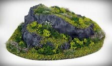 STUB Outcropping A - Tabletop Wargaming, D&D 3D printed hill scatter terrain