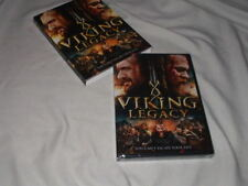 Viking Legacy (DVD, 2017) NEW Action Adventure Epic Battle Sealed