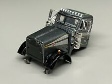1/64 DCP SILVER 379 PETERBILT DAY CAB