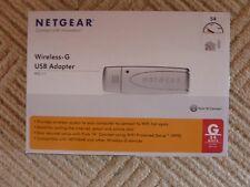 NETGEAR WG111 Wireless-G USB Adapter