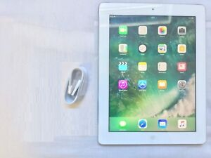 Apple iPad 4th Generation 16GB, Wi-Fi, 9.7in - White