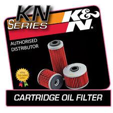 KN-123 K&N OIL FILTER fits KAWASAKI BJ250 TR 250 2002-2008