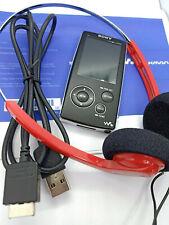 Sony Network Walkman NWZ-A818 MP3 WMA MP4 8GB Digital Media Music Player Black