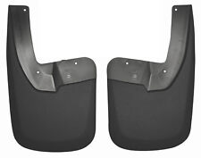 HUSKY Mud Guards for DODGE RAM 1500 2500 3500 w/OE FENDER FLARES Rear Flap 57161
