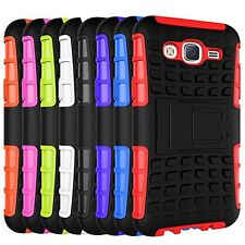 SAMSUNG J2 J3 J5 J7 PRO PRIME  HEAVY DUTY TOUGH SHOCKPROOF STAND HARD CASE COVER