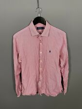 RALPH LAUREN Shirt - 16.5 - Striped - Great Condition - Men's