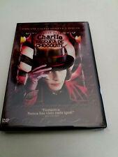 """DVD """"CHARLIE Y LA FABRICA DE CHOCOLATE"""" 2DVD COMO NUEVO TIM BURTON JOHNNY DEEP"""