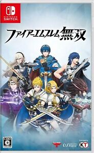 Fire Emblem Musou Chinese/Japanese subtitle Nintendo Switch NEW