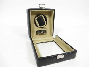AS-IS Wolf Designs Watch Winder For Parts/Repair