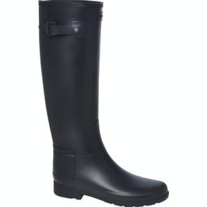 HUNTER Original Refined Delta Wellingtons Boots - Navy - UK 6/EU 39