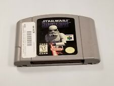 Star Wars: Shadows of the Empire for Nintendo 64 N64