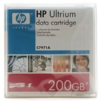 HP Ultrium LTO 1 200GB Data Cartridge C7971A