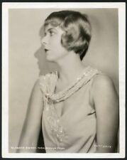 BLANCHE SWEET Original Vintage 1930 MCCLELLAND Stamp MGM PORTRAIT Photo