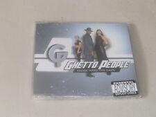 Ghetto People -  Those were the days * 2005  Maxi CD * NEU + OVP