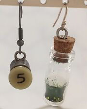 Non-Matching Earrings, Modernistic Steampunk & Industrial Chic, by Odyssey - #5