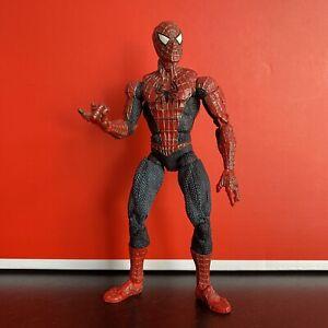 """Figurine 6"""" SPIDERMAN Web Trap Spider-man 2 Movie Marvel Legends"""