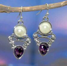 Creative Beauty Fashion Water Drop Style Pearl Earring New Arrival Women Jewelry