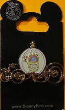 WDW Walt DISNEY World 2006 Cinderella Pumpkin Coach PIN New on Card - PP #44893