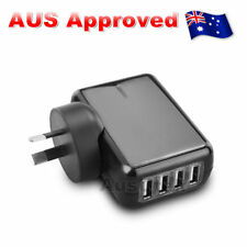 Unbranded/Generic Mobile Phone Wall Chargers Port 4