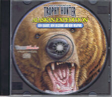 Rocky Mountain Trophy Hunter: Alaskan Expedition (PC, 2000, WizardWorks)