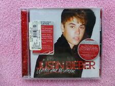 Under the Mistletoe by Justin Bieber (CD, Oct-2011, Island )  NEW / SEALED