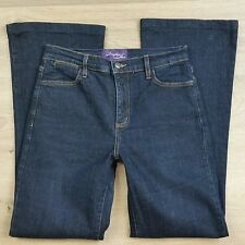 NYDJ Not Your Daughters Jeans Blue Stretch Women's Jeans EUC Sz 8 W28 L29.5 (M5)
