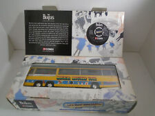 CORGI CLASSICS The Beatles Collection THE BEDFORD MAGICAL MYSTERY TOUR BUS! MIB