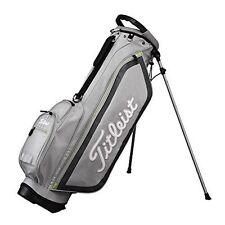 Titleist Japan Golf Caddy Carry Light Weight Stand Bag 7.5inch CBS76 Gray new .