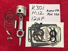Kohler K301 12HP ENGINE REBUILD KIT w/ FREE TUNE UP, piston 030 and rod 020