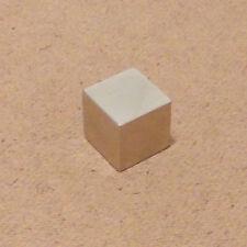 N52 Neodymium 1/2 inch Cube (1/2 x 1/2 x 1/2) inches Block Magnet.