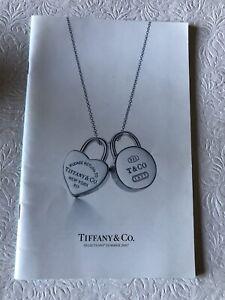 Vintage TIFFANY & CO. Selections Summer 2007 CATALOG / BROCHURE